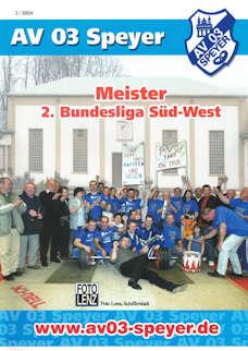 Athletenblatt 02/2004