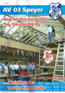 Athletenblatt 04/2004