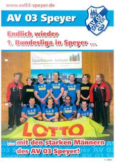 Athletenblatt 01/2005