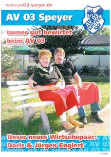 Athletenblatt 04/2005