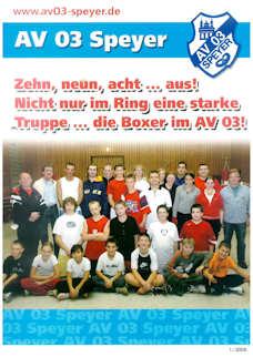 Athletenblatt 01/2006