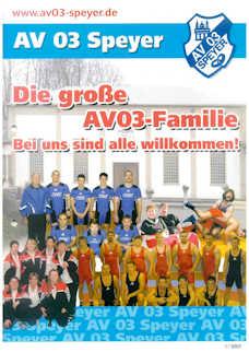 Athletenblatt 01/2007
