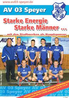 Athletenblatt 02/2007