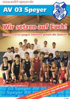 Athletenblatt 03/2007