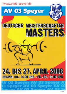 Athletenblatt 02/2008