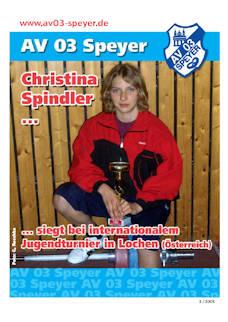 Athletenblatt 03/2008