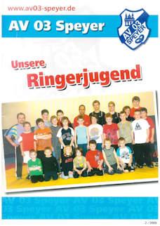 Athletenblatt 02/2009