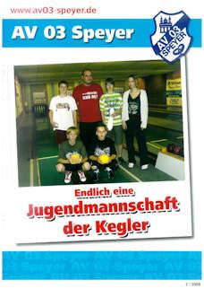 Athletenblatt 03/2009