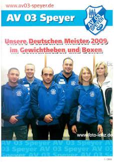 Athletenblatt 01/2010