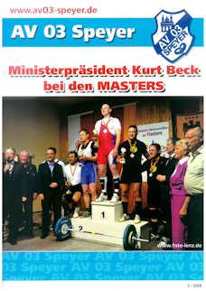 Athletenblatt 03/2010