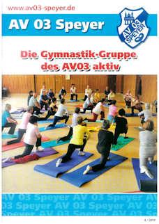 Athletenblatt 04/2010