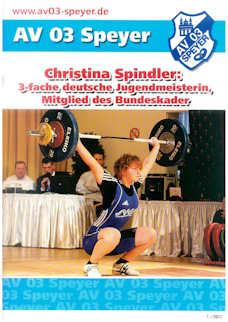 Athletenblatt 01/2011