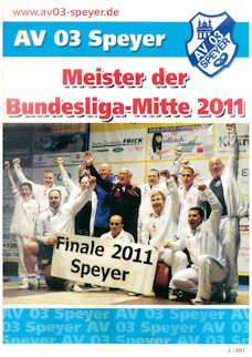 Athletenblatt 02/2011