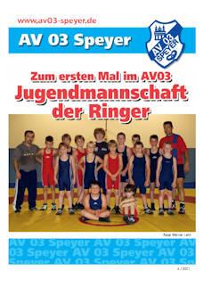 Athletenblatt 04/2011