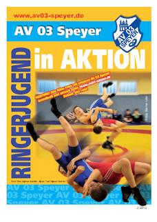 Athletenblatt 02/2012