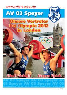 Athletenblatt 03/2012
