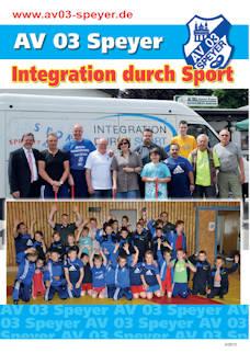 Athletenblatt 03/2013