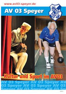 Athletenblatt 04/2013