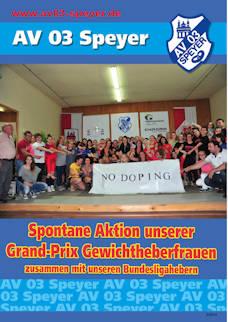 Athletenblatt 03/2014