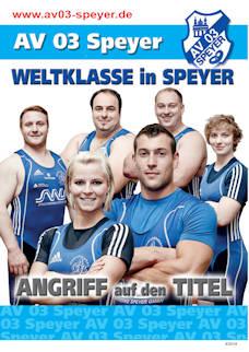 Athletenblatt 04/2014