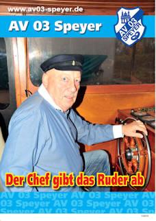 Athletenblatt 01/2015