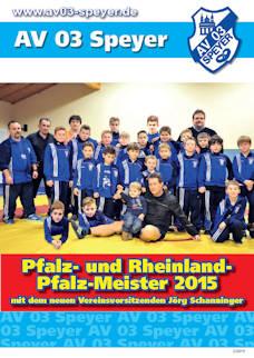 Athletenblatt 02/2015