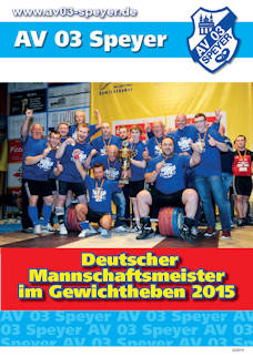 Athletenblatt 03/2015
