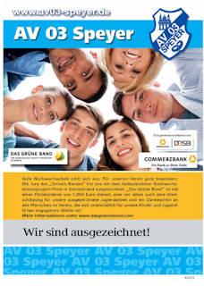 Athletenblatt 04/2015