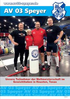 Athletenblatt 01/2016
