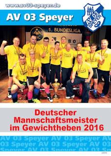 Athletenblatt 02/2016