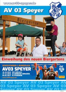 Athletenblatt 04/2016