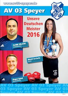 Athletenblatt 01/2017