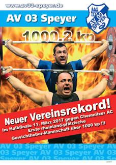 Athletenblatt 02/2017