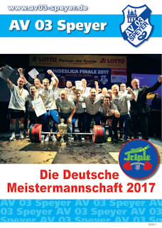 Athletenblatt 03/2017