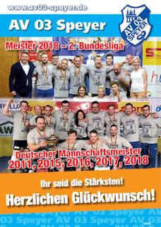 Athletenblatt 03/2018