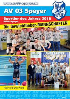 Athletenblatt 02/2019