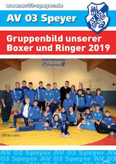 Athletenblatt 03/2019