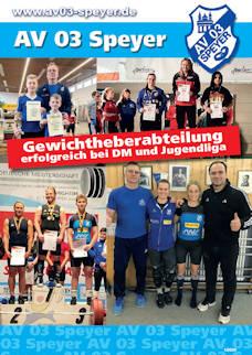 Athletenblatt 01/2020