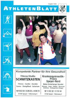 Athletenblatt 01/2002