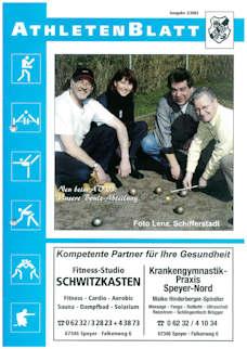 Athletenblatt 02/2002