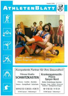 Athletenblatt 03/2002