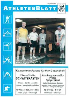 Athletenblatt 04/2002