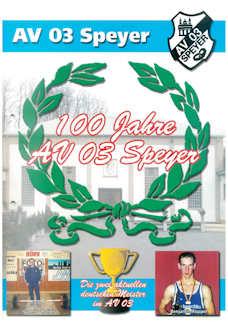 Athletenblatt 01/2003