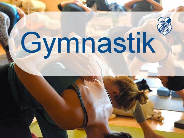 Neubeginn in der Gymnastikabteilung