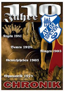 Chronik 110 Jahre - 2013