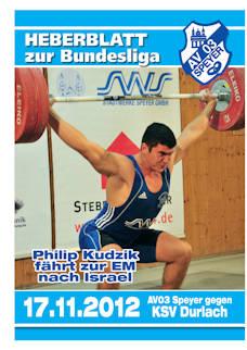 Heberblatt 11/2012