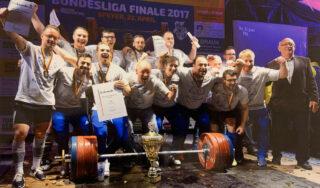 Deutscher Meister 2017