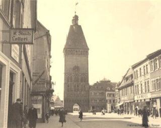 Speyer nach 1945