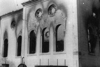 Speyerer Synagoge 1938