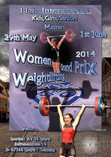 Women GP 2014